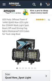 Waterproof Led Light Bar 12v by Best 25 Led Lights For Trucks Ideas On Pinterest Truck Bed