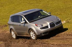tribeca subaru 2006 2007 subaru b9 tribeca pictures history value research news