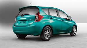 compact nissan versa note nissan versa note sl review