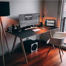 Office Desk Setup Ideas Magnificent Office Desk Setup Ideas 25 Best Ideas About Desk Setup