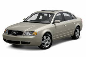 2004 audi a6 2 7t 4dr all wheel drive quattro sedan information