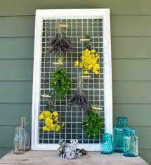 herb wall take picture frames off your walls for these 15 brilliant ideas