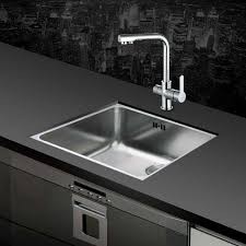 square kitchen sink one of the 304 stainless steel materials stretch square thickening