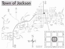 wy map jackson maps jackson central reservations