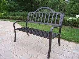 top outdoor garden bench with cast iron tea rose bench 0