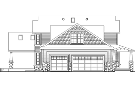 Bungalow Home Plans Craftsman House Plans Tillamook 30 519 Associated Designs