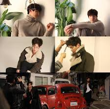 our gap soon actor song jae rim takes you behind the scenes with new photoshoot