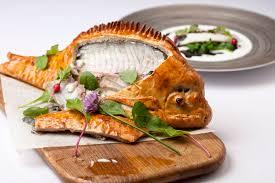 fish cuisine sea bream with gnocchi recipe great chefs
