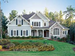 Beautiful American House Design Style Home Designs House Plans