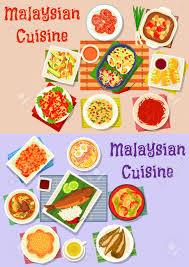 jeux de cuisine de poisson cuisine malaisienne jeu d icônes de poisson au curry salade de