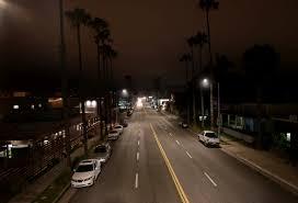 ge evolve led roadway lighting oceanside installs gps enabled led street lights from ge lighting leds