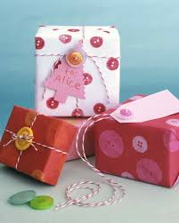 wedding gift packing gift wrapping ideas martha stewart