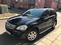 mercedes ml320 cdi sports 7g full service history sat nav in