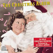 christmas photo album the christmas album by various artists