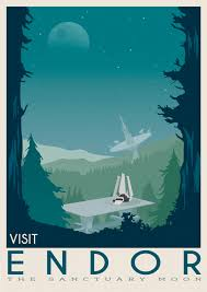 Star Wars Room Decor Etsy by Star Wars Travel Posters Created By The Seventh Art Shopprints