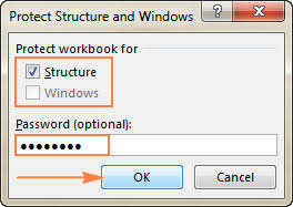 how to protect worksheets and unprotect excel sheet without password