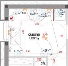 hauteur prise de courant cuisine le circuit spcifique des prises de courant de la cuisine chic