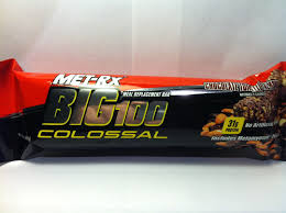 crazy food dude review met rx big 100 colossal chocolate toasted
