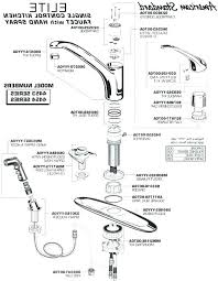 Delta Kitchen Faucet Parts Charming Delta Faucet Parts List Kitchen Sink Faucet Parts Kitchen