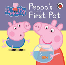 peppa pig halloween peppa pig peppa u0027s first pet my first storybook