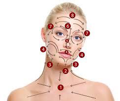 Face Acne Map Face Brushing Skin Brushing