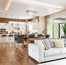 salon cuisine aire ouverte les meilleurs secrets de designers pour aménager les aires ouvertes