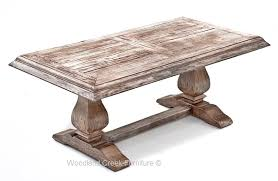 Cottage Coffee Table Cottage Chic Coffee Table Rustic Cocktail White Wash