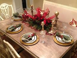 Christmas Dining Room Decorations 206 Best Christmas Dining Room Images On Pinterest Christmas