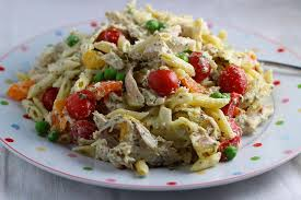 chicken pasta salad pesto chicken pasta salad recipes