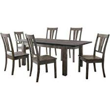 Black And White Dining Room Sets Dining Room Sets Kitchen Dining Room Furniture The Home Depot