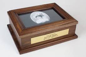engraved memory box memorial keepsake boxes