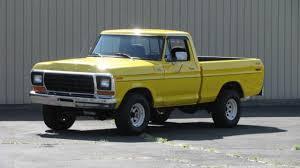 1979 ford f150 custom 1979 ford f150 custom 90 500 yellow 351 m code automatic
