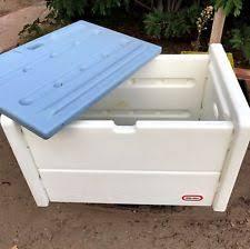 Little Tikes Storage Cabinet Little Tikes Toy Box Ebay