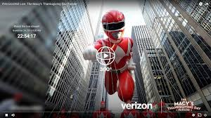 the macy s thanksgiving day parade live in 360 degrees on