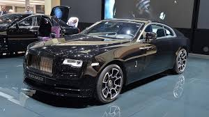 roll royce royce ghost rolls royce ghost wraith gain bespoke black badge editions