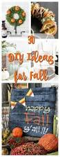 Diy Project Ideas 30 Diy Ideas For Fall 2 Bees In A Pod