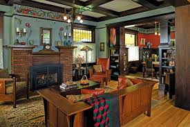 arts and crafts home interiors awesome arts and crafts style decorating pictures decorating