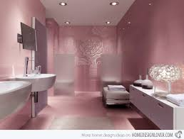 Purple And Grey Bathroom 15 Chic And Pretty Pink Bathroom Designs Home Design Lover