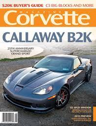 corvette magazines issue 91 september 2014 corvette magazine