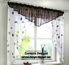 kitchen curtain design ideas kitchen curtains ideas impressive modern kitchen curtains home