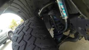 nissan frontier upper control arm testing new upper a arm youtube