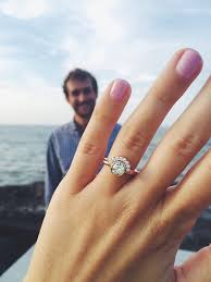 simple unique engagement rings 21 engagement rings that are for the unconventional