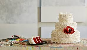 6 gorgeous artist inspired wedding cakes philadelphia magazine