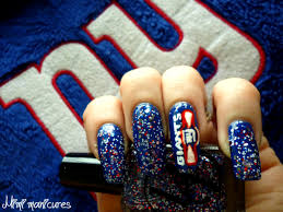 my adventures in nail polish daring digits giants new york