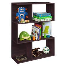 Bookshelf Room Dividers by Way Basics Madison Bookcase Room Divider Shelf Espresso