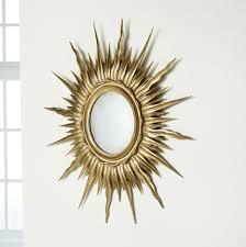 Decoration Mirrors Home Small Gold Sunburst Mirror 57 Beautiful Decoration Also Small