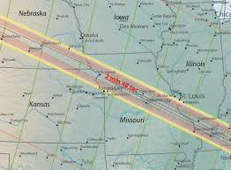 map of oregon to south carolina four maps the great american eclipse totality path from oregon