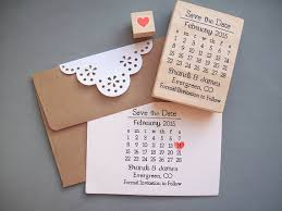 custom save the dates save the date st calendar wedding custom st