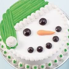Christmas Cake Decorations Snowman by Tiered Snowman Cake U2013 A Cake Decorating Video Cake Decorating