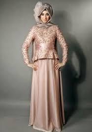 model baju kebaya muslim fashion mode trend model baju muslim kebaya terbaru